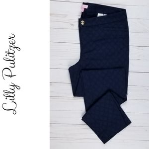 Lilly Pulitzer Kelly Skinny Ankle Pant 8